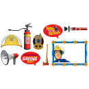 Fireman Sam , Sam is the firefighter photo set