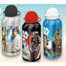 wholesale Licensed Products: Aluminum Water  Bottle Star Wars 500ml