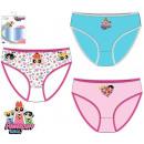 Kinder-Unterwäsche, Höschen Powerpuff Girls