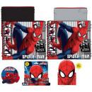 Children scarf, snood Spiderman, Spiderman