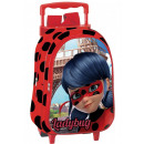 Schoolbag, bag Miraculous Ladybug 3D 37cm