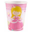 il mio Princess , My Princess bicchiere di carta 8