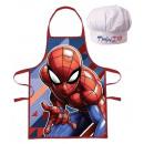 Fartuch dziecięcy Spiderman 2-częściowy