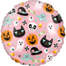 Halloween Icons Foil Balloons 43 cm