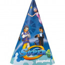 Playmobil Party hat with 8 pcs