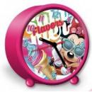 Reloj despertador Disney Minnie