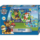 wholesale Toys: Paws Patrol Double-sided puzzle 99 pieces