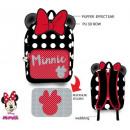 DisneyMinnie 3D Backpack, bag 29 cm