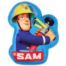 Fireman Sam , Sam ist ein Feuerwehrkissen, ein Kis