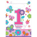 First Birthday Gift Bag 8 pcs