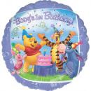 DisneyWinnie the Pooh , Winnie the Pooh Foil Ballo