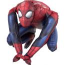 wholesale Party Items: Spiderman , Spiderman Foil Balloons 38 cm