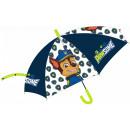 Psi Patrol Parasol dziecięcy półautomatyczny Ø68 c