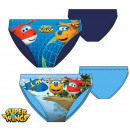 Super Wings kids swimsuit floating bottom 3-6 year