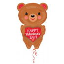 Happy Valentine's Day Foil Balloons 71 cm