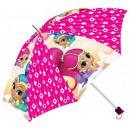 ingrosso Borse & Viaggi: Bambini pieghevole  ombrello Shimmer and Shine
