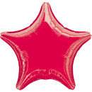 wholesale Gifts & Stationery: Metallic Star, Red Star Foil Balloon 48 cm