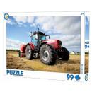 Puzzle traktorowe 99 szt