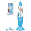 Mini Glitter Lamp Disney frozen , Ice Magic