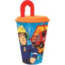 Großhandel Partyartikel: Glasfaser Saugwirkung Fireman Sam , Sam ...