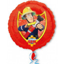 Fireman Sam , Sam the Fire Foil Balloons 43 cm