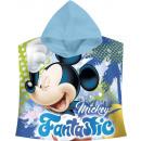 Disney Mickey towel poncho 60 * 120cm