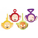 Teletubbies Mask, mask with 4 pieces