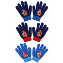 Rękawice dziecięce Spiderman