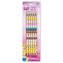 HB Graphite pencil 5 pcs DisneyPrincess , Princess