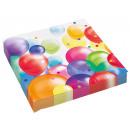 Balloons, Lufis napkin 20 pieces
