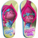 Children slippers, Flip-Flop Trolls, Trolls 27-34