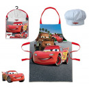 Children's Apron 2 piece set Disney Cars, Cars