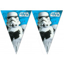 Star Wars flagpole 2.3 m