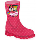 Disney Minnie LED blinkt Gummistiefel 22-31