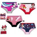 Sous-vêtements enfants, culottes Disney Minnie