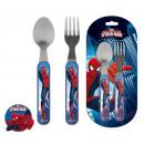 Couverts Set - 2 pièces Spiderman, Spiderman
