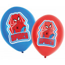Spiderman , Spiderman Balloon, Balloons 6 Pcs