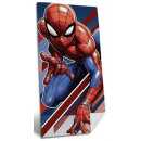 Spiderman bath towel, beach towel 70 * 140cm