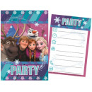 Disney Ice Magic Party Invitation Card