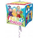 Teletubbies Cube Foil Balloons 38 cm