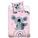 Koala bedding cover 140 × 200cm, 70 × 90 cm