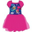 Großhandel Fashion & Accessoires: Kinderkleid Schimmer und Glanz 98-128 cm