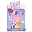 Bedding Peppa Pig 140 × 200cm, 70 × 80 cm