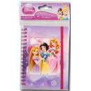 Notebook Disney Princess , Princesses A5