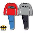 I bambini lungo pigiama Batman 3-8 anni