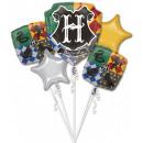 Harry Potter Foil Balloons Set of 5