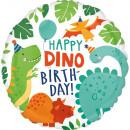 Dinosaur , Dinosaur Foil Balloons 43 cm