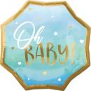 Baby Boy foil balloons 55 cm