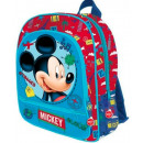 School Bag, Disney Mickey Bag 41 cm