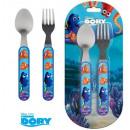 Couverts Set - 2  pièces Disney Nemo et Dory